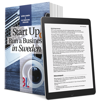 Start Up & run a business in Sweden